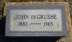 John DeGrushe