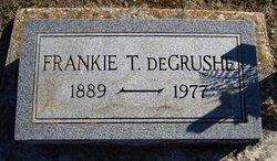 Frankie <i>Taylor</i> DeGrushe