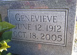 Genevieve Marcella <i>DeGrushe</i> McArdle