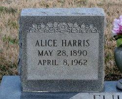 Alice <i>Harris</i> Fulcher