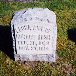 Laura <i>Loder</i> Bush