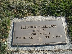 Milburn Allen Ballance