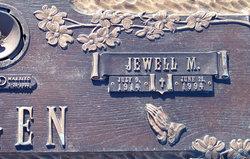 Jewell M <i>Warren</i> Allen