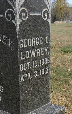George Orval Lowrey