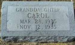 Gladys Carol Crump