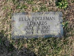 Eula Lily <i>Fogleman</i> Edwards