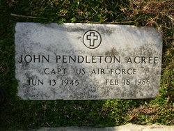 John Pendleton Acree