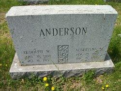 Albertine S. Anderson
