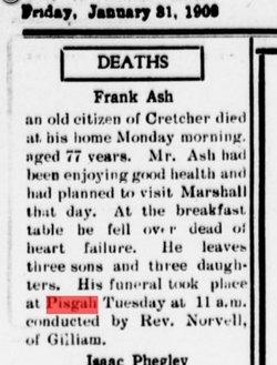 Frank Ash