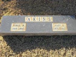 Virgil H Akins