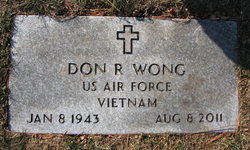 Don R Wong