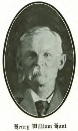 Henry William HW Hunt