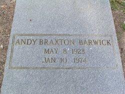 Andy Braxton Barwick