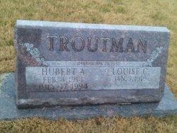 Hubert A Troutman