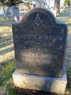 Helen L <i>Breen</i> Winslow