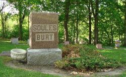 Bertha A. <i>Soules</i> Burt