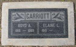 Boyd A. Garriott