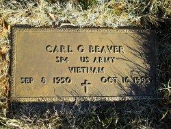 Carl Gene Beaver