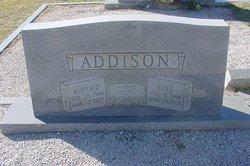 Lois <i>Byrum</i> Addison