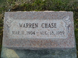 Warren Chase