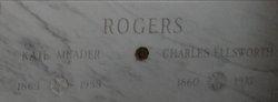 Kate <i>Meader</i> Rogers