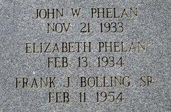 Frank Joseph Bolling, Sr