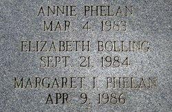 Elizabeth <i>Phelan</i> Bolling