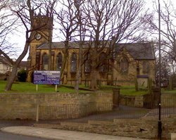 St Thomas' Churchyard