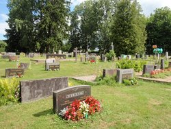 H�meenkoski Valkj�rvi Cemetery