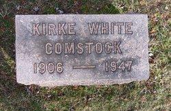 Kirke White <i>Morrison</i> Comstock