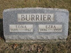 Ezra James Burrier