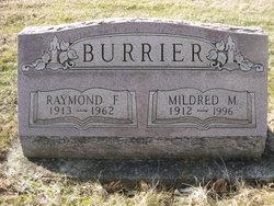 Mildred M Burrier