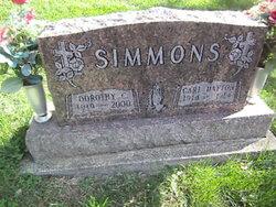 Dorothy C. <i>Cook</i> Simmons