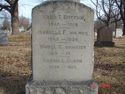 Isabelle Frances <i>Clarke</i> Buffum