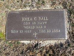 Rhea C. Ball