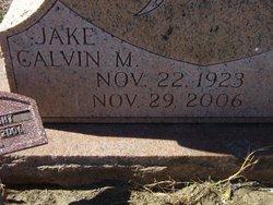 Sgt Calvin M. Jake Knight