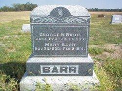 Mary Barr