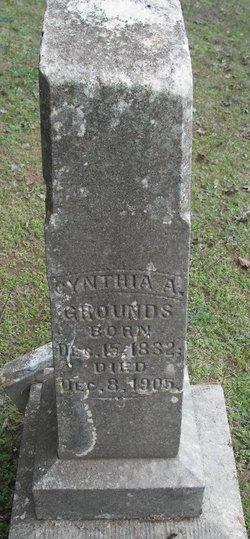 Cynthia Ann <i>Shaver</i> Grounds