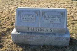Elizabeth <i>Shaffer</i> Thomas