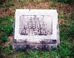 Effie May Abbott