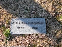 Minnie C. <i>Kneessi</i> Gassman
