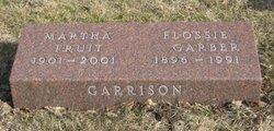Martha J <i>Garrison</i> Fruit