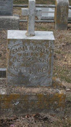 Emma H <i>Kressig</i> Abeln
