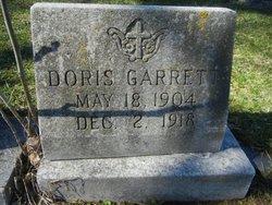 Doris Garrett