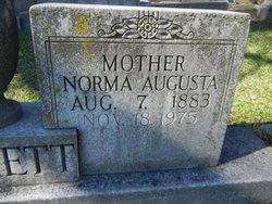 Norma Augusta Garrett
