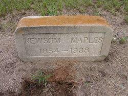 Newsom Maples