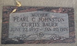 Pearl <i>Curtis</i> Bauer
