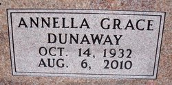 Annella Grace <i>Dunaway</i> Brixey