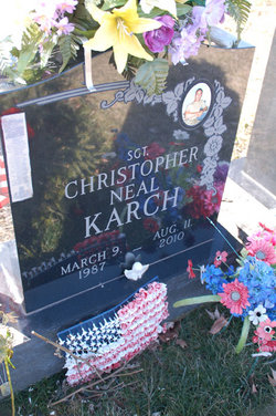 Sgt Christopher N. Karch