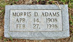 Morris D. Adams